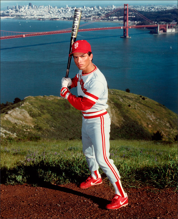San Francisco City College Baseball Individual at Marin Headlands
