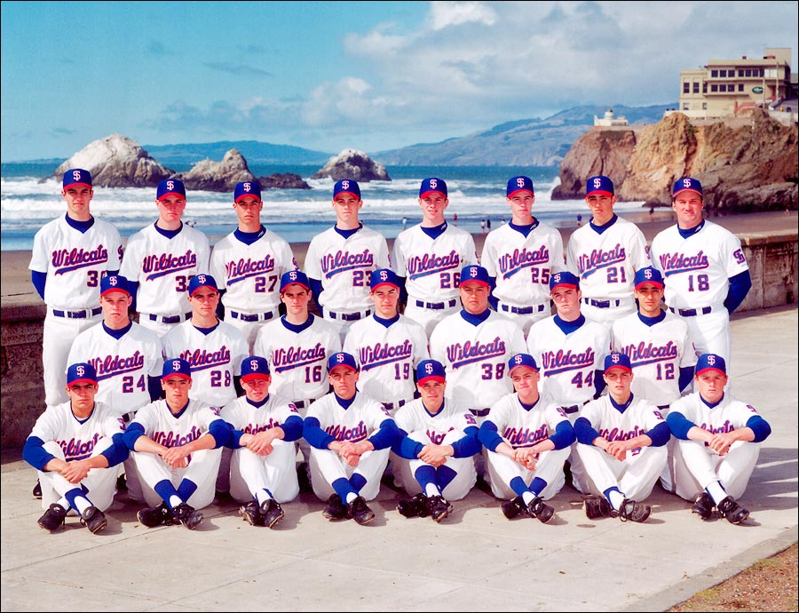 SI Baseball at the Beach